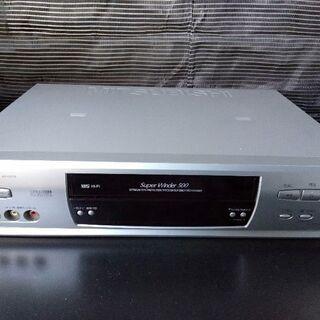 MITSUBISHI VHS ビデオカセットレコーダー HV-F...