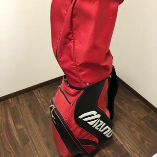 ゴルフクラブ11本セット&ゴルフバッグ
