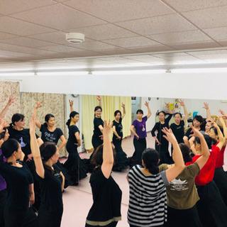 フラメンコ 踊り・ギター・唄・カホン・スペイン語・ボイトレ − 広島県
