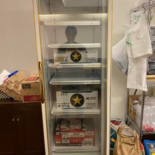 ショーケース冷凍庫