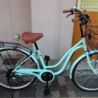[Welby] kyoto Pushbike 26吋ファッション...