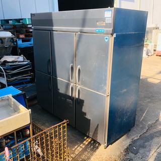 業務用 6面 冷凍庫 ダイワ 673SS