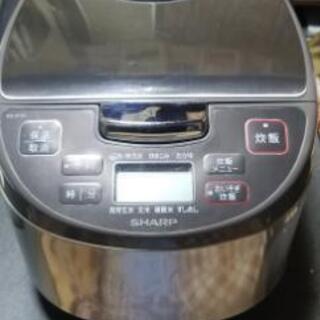 シャープ炊飯器KS-S101S