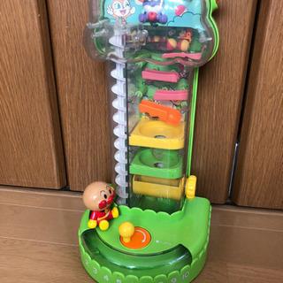 アンパンマン 手動のおもちゃ