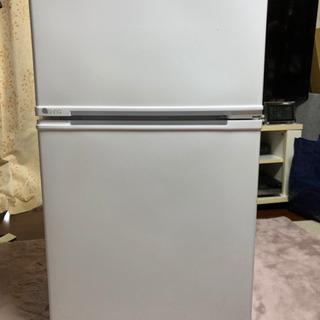 ☆最終値下げ☆ユーイング 冷凍冷蔵庫90L 2018年製