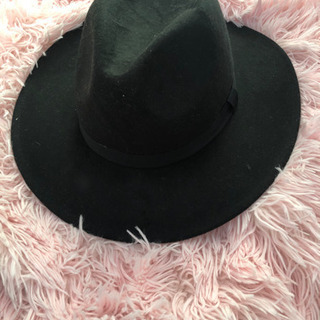帽子 未使用