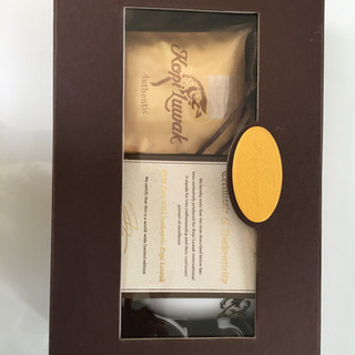 品質保証書付きコピ・ルアク(コーヒー)Kopi Luwak150g