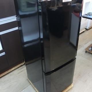 MITSUBISHI 2ドア 冷凍冷蔵庫 MR-P15Z 201...