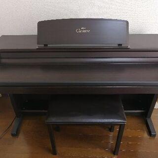 YAMAHA クラビノーバ  電子ピアノ  20,000円  C...