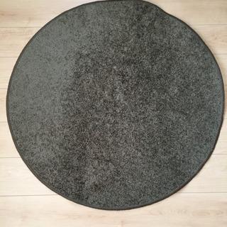 ニトリ 円型カーペット