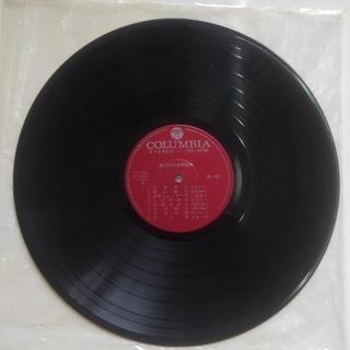 格安中古 レコード盤 日本民謡集 全16曲 ケース・歌詞カードな...