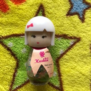 マニキュア ポリッシュ 人形型 新品未使用