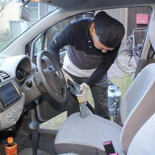 車シートの汚れ、あきらめていませんか?安価で洗います ご予約受付中!