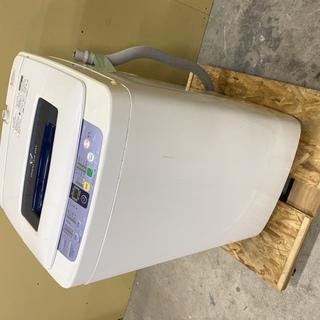 Z156 【稼働品】 ハイアール 洗濯機 4.2kg 全自動 J...