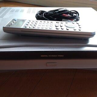 D-VHS デジタルハイビジョンビデオ