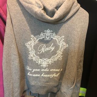 ブランド lady グレーのセットアップ