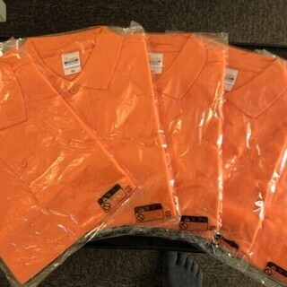 【新品】お値下げ中♪ポロシャツ 介護 ウェア 整体 未開封 制服...