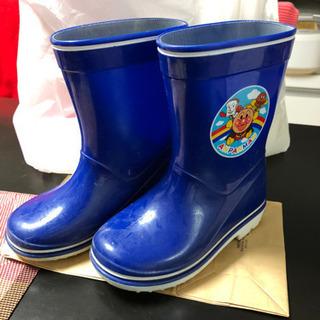 【中古】アンパンマン 長靴 16.0cm