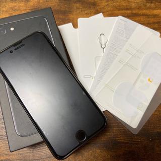 iPhone7 Jet black 128G