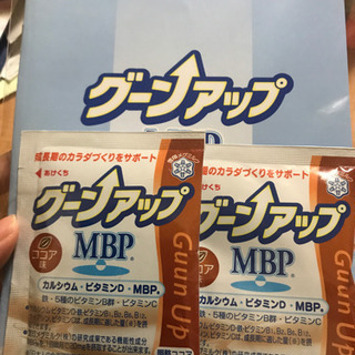 【条件付き無料】雪印メグミルク グーンアップ ココア味 2食分