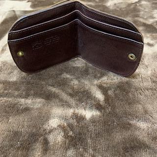 イルビゾンテ財布と定期入れのセット