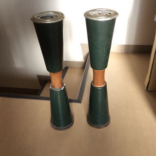 灰皿スタンド 鼓型