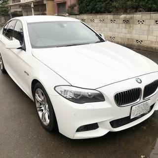 BMW 528i Mスポーツパッケージ 地デジ・革シート・ETC...