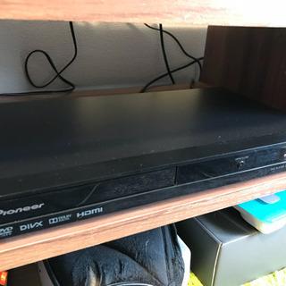 処分価格🔥 Pioneer DVD プレーヤー