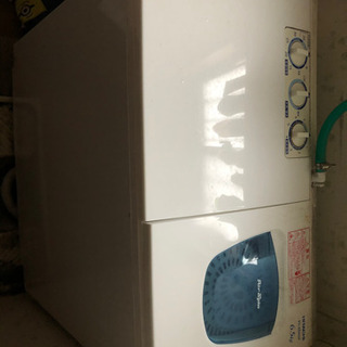 【ジャンク品】二層式洗濯機