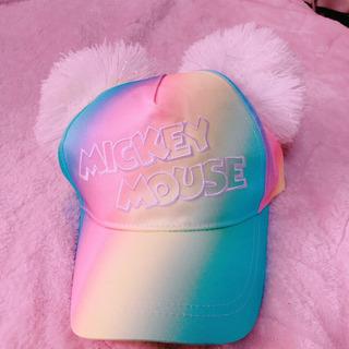 ミッキー 帽子