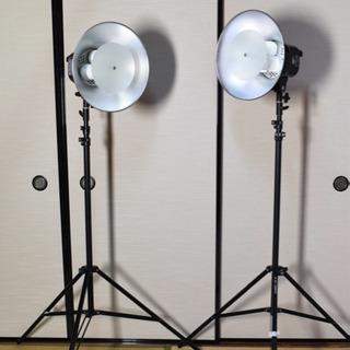 [美品] コメット C-PLUS FLライト3 2灯セット…