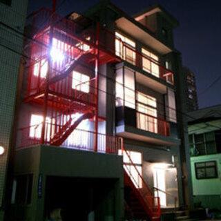 素敵な外観のシェアハウス!東京の下町、深川にオープンしました!是...