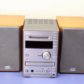 ONKYO CD/MDシステムコンポ スピーカー FR-155A...
