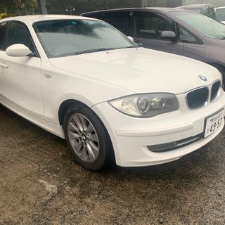 BMW 1シリーズ 車検長い 値下げ!! すぐ乗れます