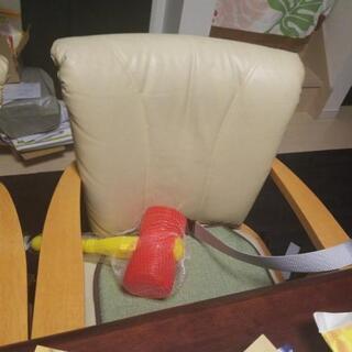 コタツ用の座椅子!ダイニングチェアー(^ー^)