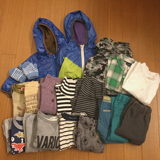 男の子キッズ服 22点 サイズ90
