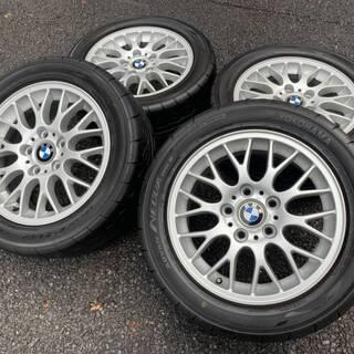BMW純正クロススポーク42 16インチ 3シリーズ、1シリーズ、Z3