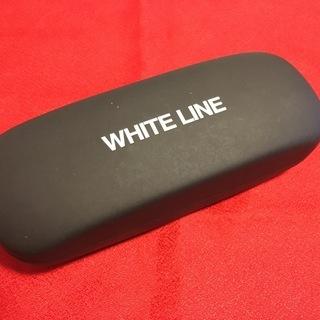 WHITE LINE ホワイトライン 伊達めがね