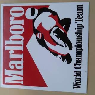 ステッカー Marlboro Racing Team