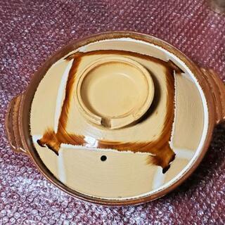 土鍋 冬はあったかお鍋で水炊きなどいかがですか(^-^)