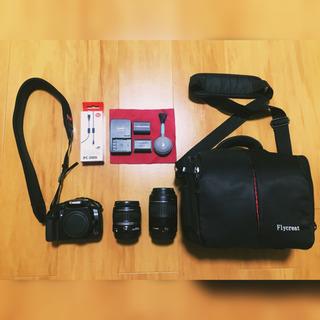 Canon EOS Kiss Digital X ダブルズームキット