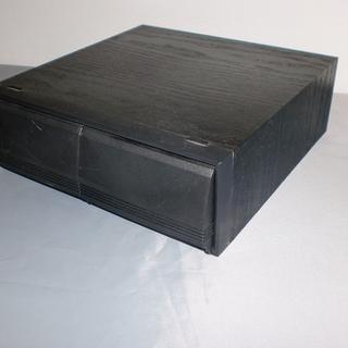 カセットテープ収納ラック