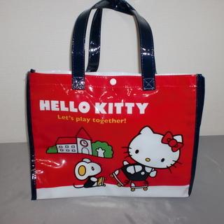 かわいい キティちゃんのバッグ