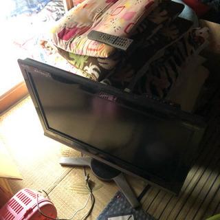 32インチアクオス液晶テレビ ジャンク