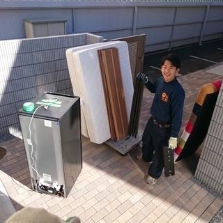 【日払い】不用品回収・リサイクル買取引越し屋さんより簡単な仕事で...