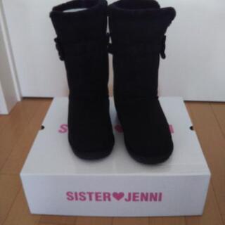 SISTER  JENNI のブーツ  22センチ