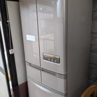 日立2010年製冷蔵庫、HITACHI
