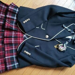 卒業式スーツ 160A