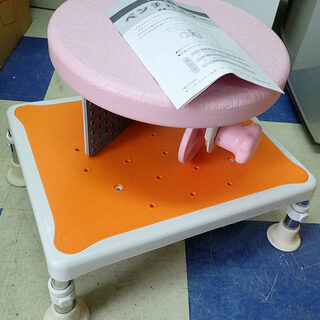札幌市 入浴補助 介護用品 ベンチバスター 浴槽台 中古