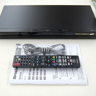 SHARP ブルーレイディスクレコーダー BD-NS520 20...
